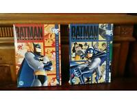 Batman Animated Series Volume 1 & 2