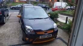 Ford Fiesta zetec s for sale