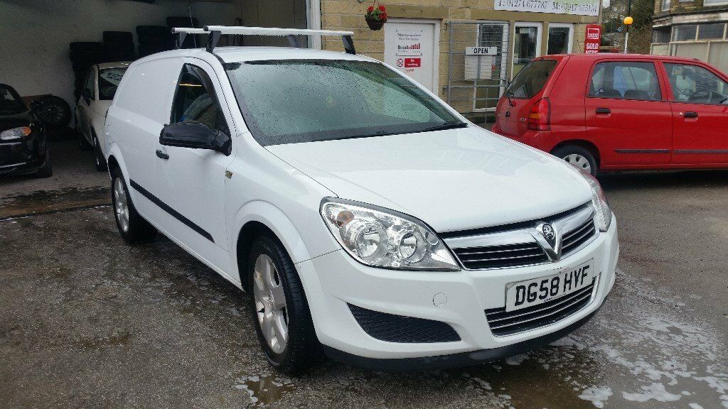 2008 VAUXHALL ASTRA VAN 1.7 CDTI 6 SPEED PX WELCOME | in ...