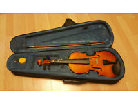Forenza F1151c UNO Series 3/4 Size Violin Outfit