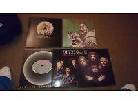 Queen album lp joblot