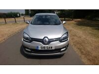 Renault Megane 1.5 Dci Tom Tom Energy £NIL roadtax