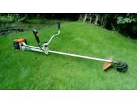 Stihl FS450 petrol strimmer / bushcutter