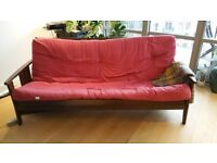 couch, sofabed, futon, disassembled, price negotiable Canning Town self pick up