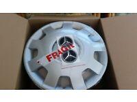 Brand New Mercedes 14inch Wheel Trims