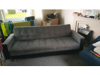 Ruben 3 Seater Sofa Bed