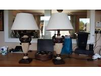Table lamps greek style