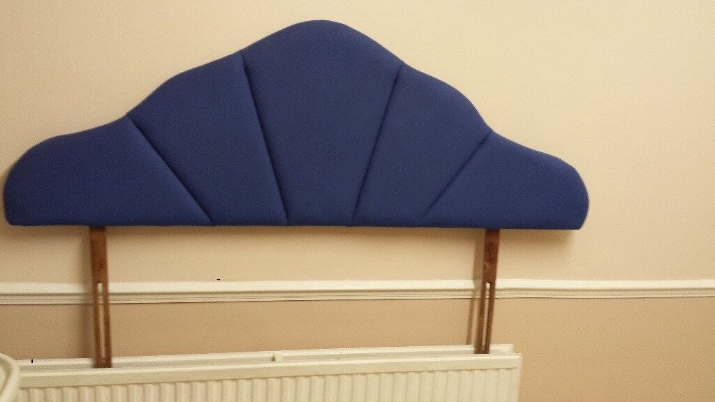 Double bed headboard - Can deliver locally