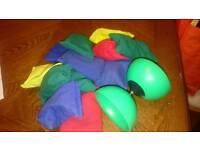 Juggling set
