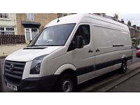 Cheap man and van around sheffield and the whole uk