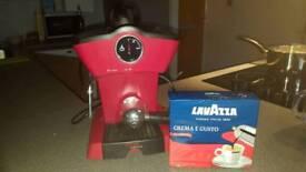 Cooks coffee machine
