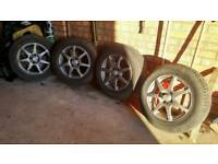 4 astra van wheels and tyres