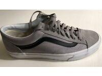 New Grey Vans Shoes