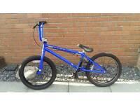 Haro 300.1 BMX Bike, Matt blue