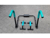 ABS EXERCISER & PUSH UP STANDS