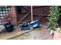 Macalister Lawnmower