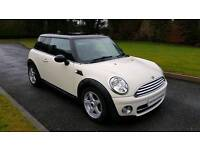2008 MINI COOPER D.SERVICE HISTORY..2 KEYS..FINANCE THIS CAR FROM £22 PER WEEK..VERY GOOD CONDITION.