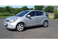 Hyundai i20 ** Ready to Go** 1.4L ** £20 road tax** CHEAP TO RUN