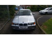 Bmw 1.6 compact mot march 17 loads of history been well looked after and serviced every year