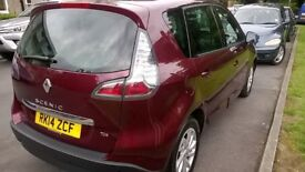 2014 RENAULT SCENIC in excelent condition