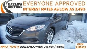 2015 Mazda CX-9 GS *EVERYONE APPROVED*APPLY NOW DRIVE NOW!