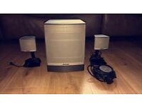 Bose 2.1 speaker system