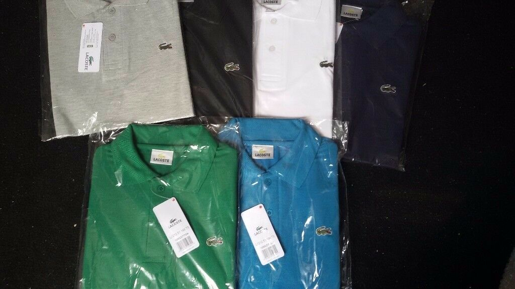 Polos S-XL All colours