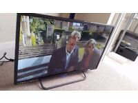 32 inches Technika Full HD 1080 LED TV Freeview HD with JBL speakers builtlin Comes in box