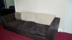 THERE SEATER SOFA