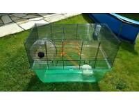 Savic large gerbil or hamster cage