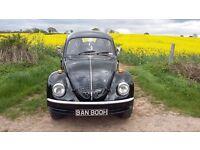 VW Beetle 4x4