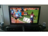 37 inches Samsung HD tv