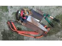 Joblot saws