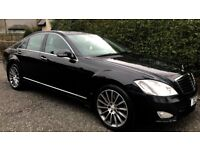 ***MERCEDES BENZ S320 CDI 2007***FULL SERVICE HISTORY***LOW MILEAGE***MINT CONDITION***