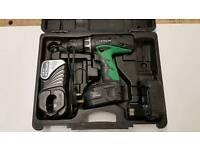 Hitachi dv18dvc2 combi drill 2xbatteries