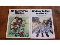 Beatles Music Books