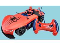 Spiderman remote control cars