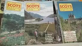 The Scots Magazine - 150 collectable mags