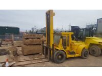 Hyster 12 ton forklift