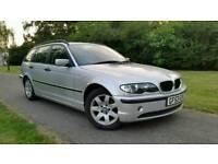 AUTO*BMW 318i SE TOURING 1995cc*5 DOOR *TIMING BELT DONE*HPI CLEAR*PARKING SENSORS*AIRCON*MOT & TAX