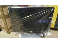 HP 19 inch LCD colour monitor