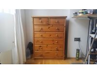 Used chest of drawers