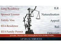 Immigration Lawyer- Visa Service. Tier 1, Tier 2, Tier 4, Tier 5, ILR, Appeal, EEA Application.