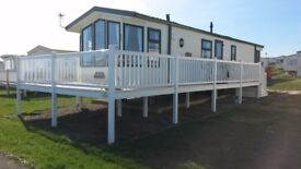 Luxury Static Caravan with STUNNING Sea View and Veranda *REDUCED TO SELL*