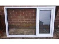 UPVC window 1570 (W) x 990 (H)