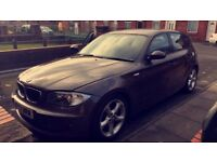 2007 '57' BMW 1 SERIES 118D SE SPORT AUTOMATIC 2.0 DIESEL - HPI CLEAR DAMAGED REPAIRABLE SALVAGE