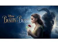 Beauty and the Beast in Concert
