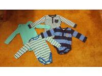 4 X baby vest 12-18 months