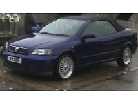 Astra cabriolet fsh too many parts to list bargain call me for more info