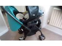 Joie minus pushchair +car seat